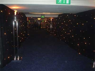 starlight curtain