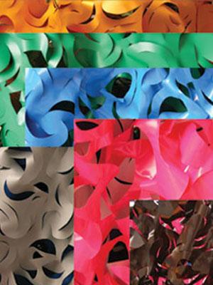 Dye color feuillage
